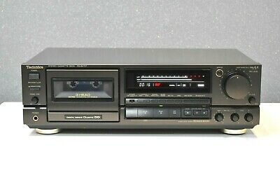 TECHNICS RS-BX707 Vintage High End Tapedeck !!  Top Zustand !!