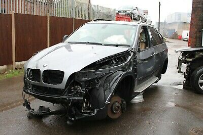 Bmw X5 E70 3 0d Xdrive Auto 2009 Reg 108000 Miles Breaking For Parts