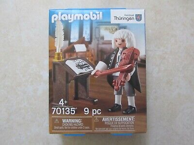 PLAYMOBIL special promo JS Bach 70135