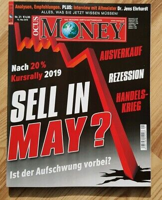 Focus Money Nr. 21 v. 15.05.19/ 15.Mai 2019