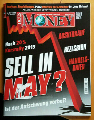 Focus Money Magazin 21 | 2019