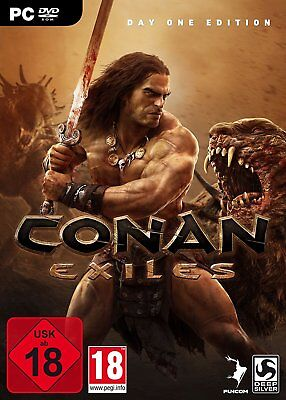 Conan Exiles - D1 Incl. Bonus-Dlc | PC | New & Sealed | Uncut