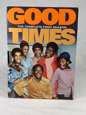 Good Times - The Complete First Season DVD 2003 2-Disc Set w/ Slipcover