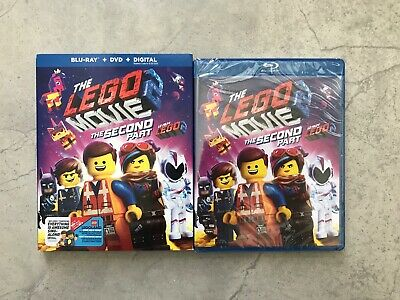 The LEGO Movie 2: The Second Part (Blu-ray + DVD + Digital, Bilingual)