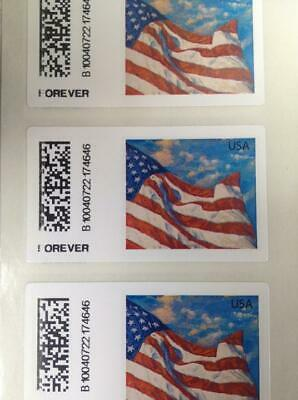 95 USPS FOREVER Stamps. LOWEST COST POSTAGE! -CLEARNCE w/ 10 free alarm stickrs