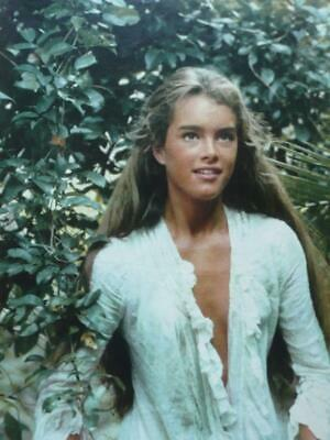 Brooke Shields 8x10 Photo Beautiful Picture Amazing Quality #24