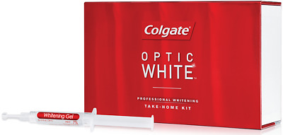 Colgate Optic White Gel Professional Whitening Take-home Kit 9%