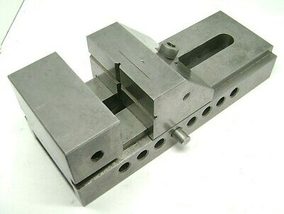 HARDENED AND GROUND PRECISION TOOLMAKERS GRINDING INSPECTION VISE -Free Shipping