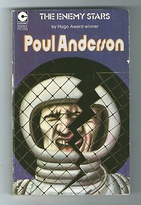 THE ENEMY STARS by Poul Anderson (Coronet Paperback, 1973)