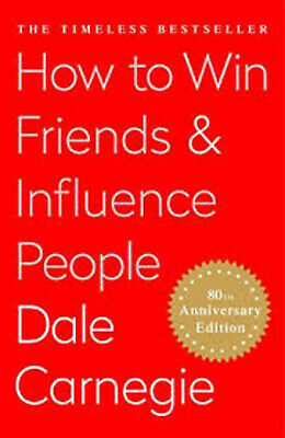 How to Win Friends and Influence People by Dale Carnegie [PDF/eBook+KINDLE+MOBI]