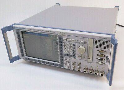 Rohde & Schwarz CMU 200 Universal Radio Communication Tester W/ Options CMU200