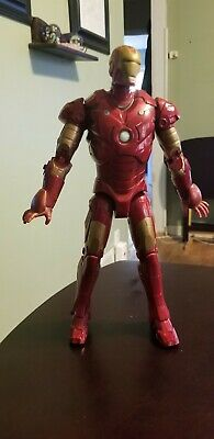 12 Inch Ironman Figure Makes Sounds Used