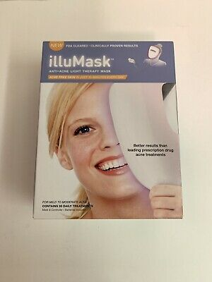 illuMask anti aging Acne Light Therapy New