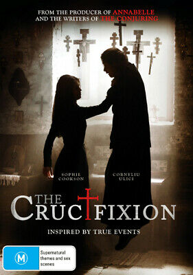 The Crucifixion - DVD (NEW & SEALED)