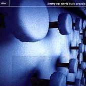 Jimmy Eat World - Static Prevails  (CD, 1996, Capitol) SEALED BRAND NEW OOP