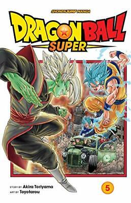 Dragon Ball Super Vol. 5 by Akira Toriyama New Paperback Book