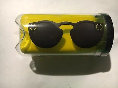 Snapchat Spectacles [Brand New] Black and Yellow Smart Glasses
