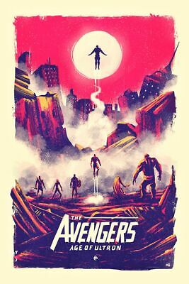 Marvel Avengers Age Of Ultron > Iron Man > Captain America > Thor > Poster/Print