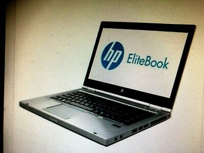 "HP EliteBook 2570p i7-3520M 2.90GHZ 8GB 500GB 12"" LCD Win 10 Pro MS Office 2016"