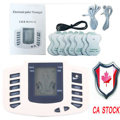 Cheap Electrical Full Body Massage Machine Stimulation Tens Pulse Muscle Therapy