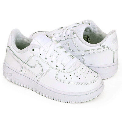 sports shoes 38b74 f7b2e Nike Air Force 1 Ps Bambini Uptown Classico pelle Scarpe Basse 314193-117