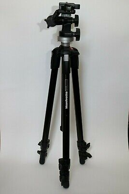 Manfrotto 190XDB Tripod complet with head