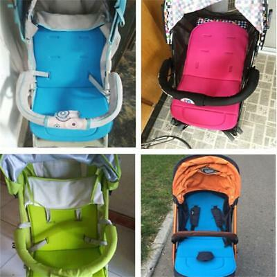 Useful Children Baby-buggy Stroller Pushchair Seat Soft Liner Mat Safity Hot FI