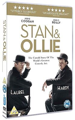 Stan And Ollie DVD 2019 Brand New and Sealed