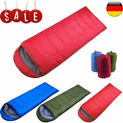 Schlafsack mumienschlafsack Deckenschlafsack Decke Camping Outdoor 180x75cm