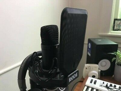 Rode NT1 Cardioid Condenser Wired Microphone