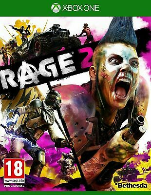 Rage 2 - Xbox One - Mint Condition - UK PAL