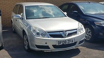 Vauxhall vectra 1.9 diesel estate automatic