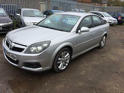 Vauxhall/Opel Vectra 1.8i VVT ( 140ps ) SRI 2006, , PRICE £999