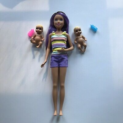 Barbie Skipper Babysitter Inc Nap And Nurture Nursery Dolls