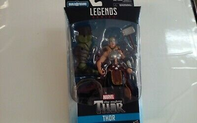 F-26 Marvel Thor the mighty thor Build a figure Hulk Hasbro legends series, New