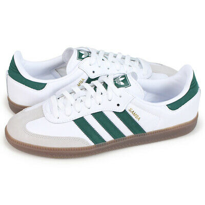 ADIDAS ORIGINALS MENS SAMBA OG RETRO TRAINERS ALL SIZES FROM 4 TO 12 rrp £75