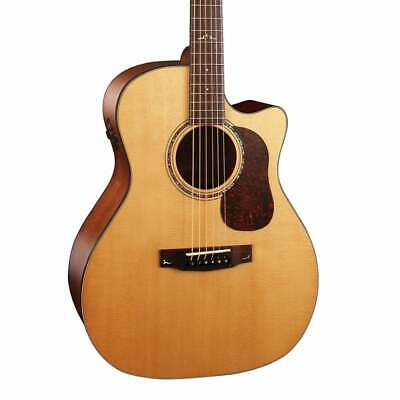 Cort Gold A6 All Solid Cutaway Electro-Acoustic Guitar