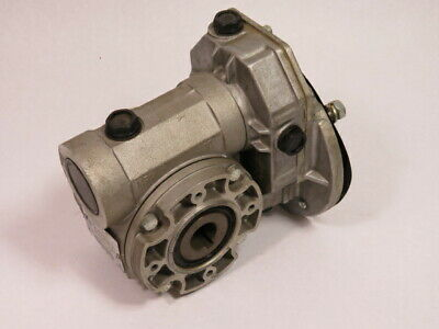 Ghirri Motoriduttori MCRV10-2FP Worm Gear Reducer 1:111 Ratio  USED