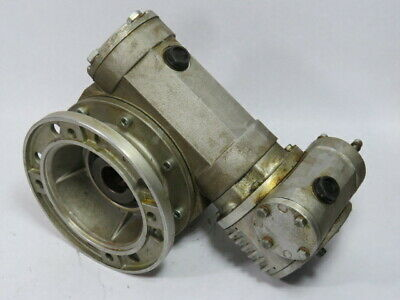 Ghirri Motoriduttori MRRV05-30F2F Worm Gear Reducer 1:750Limt Ratio  USED