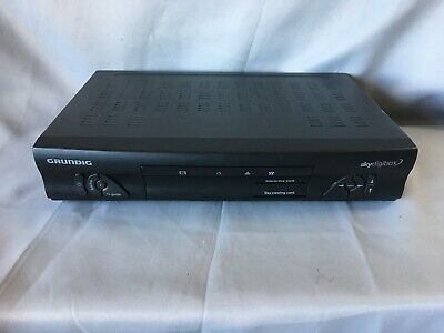 Sky Satellite Tv Receiver Digibox - Grundig Gds200