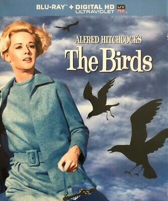 The Birds (Blu-ray Disc Only) Like New!