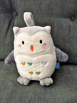 Ollie The Owl Sleep Aid And Night Light For Baby With Cry Sensor The Gro Company