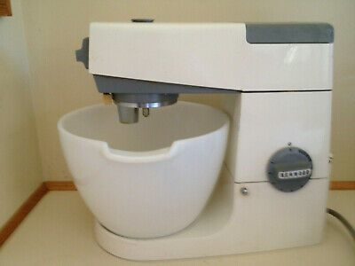 Kenwood Mixmaster retro benchtop mixer with Sausage/mincer attachments etc