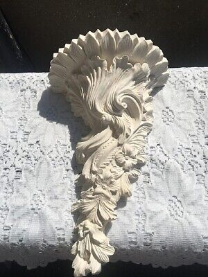 Latex Mould Mold Corbel Sconce Home Decor