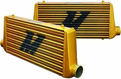 Mishimoto MMINT-UMG Eat Sleep Race Special Edition Gold M-Line Intercooler