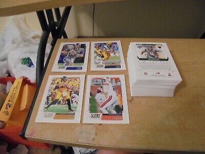 2019 Score Football 85 Card lot of Top Rookies - All Listed