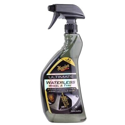 Meguiar`s Ultimate Waterless Wheel & Tire 709 ml Reifenpflege Felgenreiniger