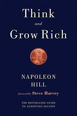 Think and Grow Rich by Napoleon Hill (Paperback, 2016)