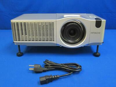 Hitachi CP-X615 4,000 ANSI Lumens LCD Projector w/ 48 Hours