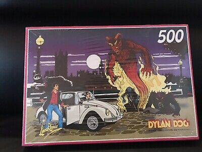 Dylan Dog Puzzle Veagroup Blisterato